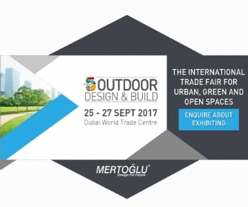 The Big 5 Outdoor Design & Buid Show 2017 Dubai