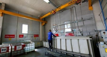 Electropolishing Facility