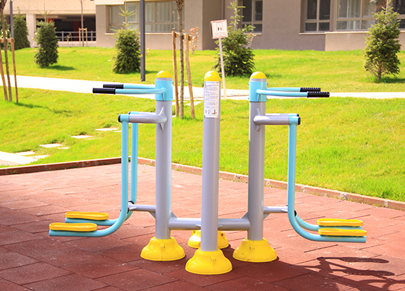 Double Fitness Equipment