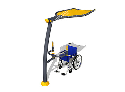 Fitness Equipments For Disabled Adults