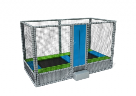 Soft Play Trampoline Mte-004