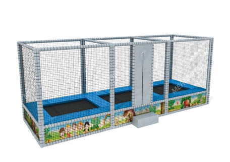 Soft Play Trampoline Mte-005