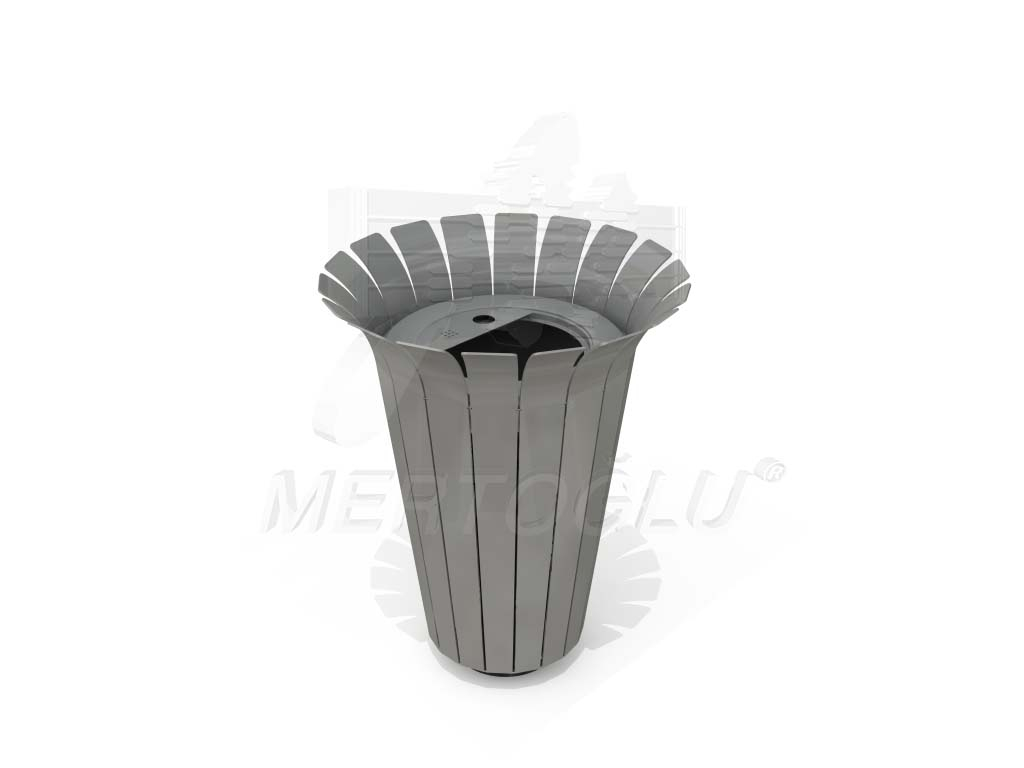 Outdoor Litter Bins-Mbk-195